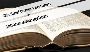 Vortrag zum Johannesevangelium