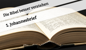 Vortrag zum 1. Johannesbrief