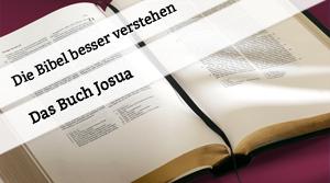 Vortrag über das Buch Josua