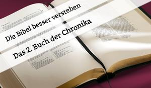 Vortrag über das 2. Buch Chronika